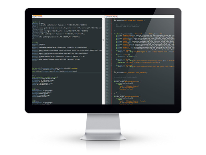 M-BIT web development